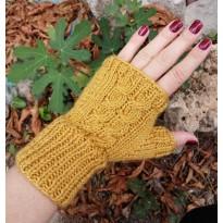 Плетени ракавици